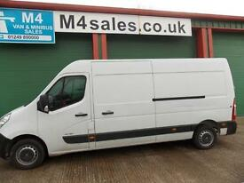 Renault Master LM35 DCI S/R