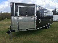 CJay Trailers Enclosed Toy Hauler - on sale now @ SCH Trailers