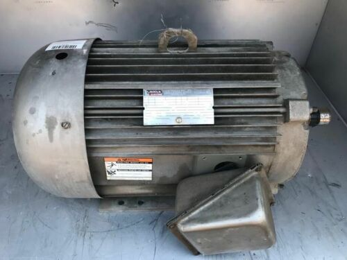 MOTOR 20 HP LINCOLN ELECTRIC 3A267
