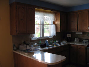 used oak kitchen cabinets for sale