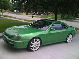 1998 Honda Prelude SH Coupe (2 door)