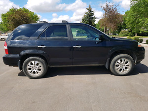 2003 Acura MDX AWD SUV-SOLD