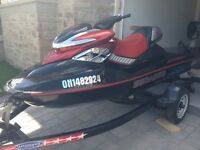 2006 Sea Doo RXP Supercharged