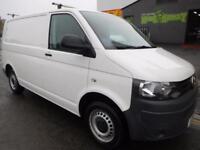 Finance me from £186 PCM Volkswagen Transporter 2.0TDi SWB panel van NO VAT (46)