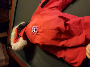 Red Canada goose West Island Greater Montréal image 2