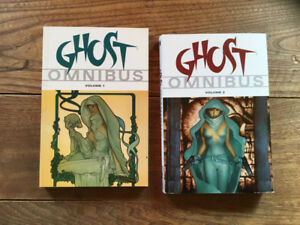 Ghost, Omnibus 1 and 2