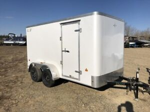 2019 Southland Trailer Corp. Royal LT 6x12W Enclosed (Barn)