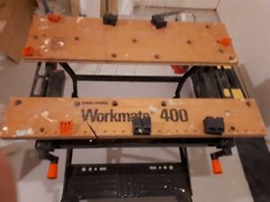 Workmate Folding Work Bench