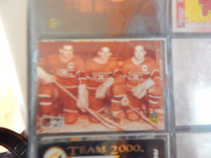 CARTE HOCKEY COLLECTION