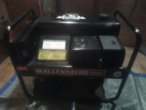 Wallenstein 13 HP generator with Honda motor