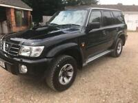 2004 Nissan Patrol GR 3.0 Di Auto SVE Auto 7 Seater + Leather + Long Mot