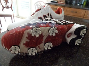 New Adidas Golf Shoes – Limited Canadian Edition Kitchener / Waterloo Kitchener Area image 3