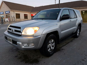 2004 Toyota 4Runner Certified Etested