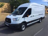 2015 Ford Transit 2.2 TDCi 350 L4H3 Panel Van RWD RWD 5dr Manual Panel Van