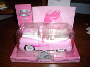 THE BREAST CANCER AWARENESS CAR COLLECTIBLE