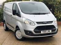 2015 Ford Transit Custom 2.2 TDCi 100ps L1 H1 Trend Van 2 door Panel Van