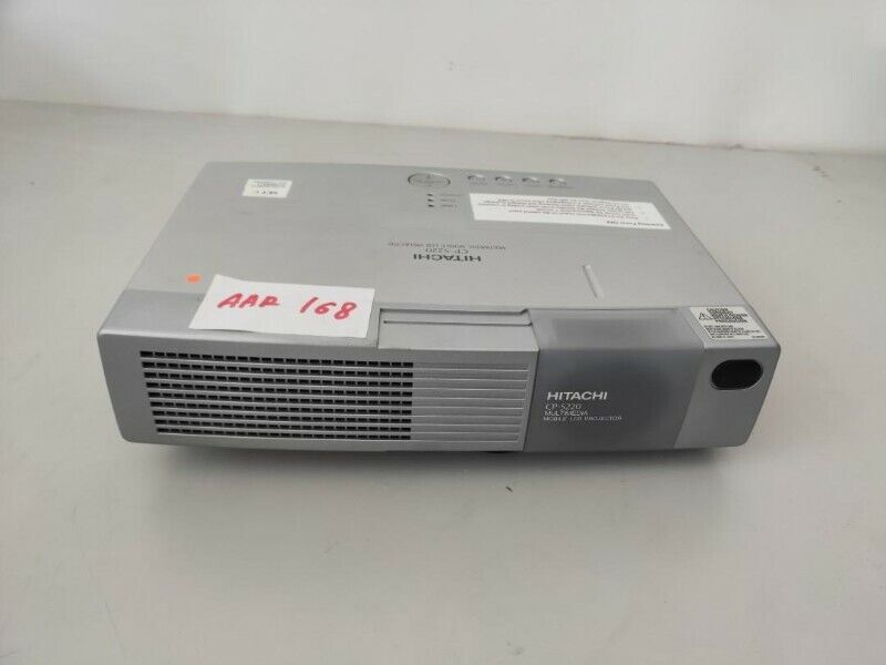 Hitachi CP-S220 LCD Projector for sale @$120 each (AAR168)