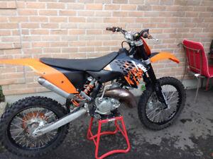 2008 KTM SX 144 $2900 OBO