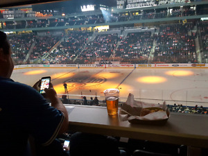 Remaining Oilers Games, DRINK RAIL WITH CLUB ACCESS