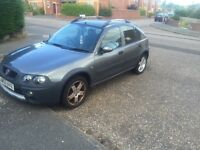Rover streetwise 1.4 petrol spares and repairs