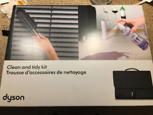 Dyson cleaning kit brand new in box