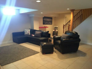 SPECIOUS BASEMENT APARTMENT FOR RENT IN PICKERING