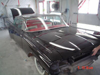 Expert Restoration/Painting/Auto Body/Fabrication