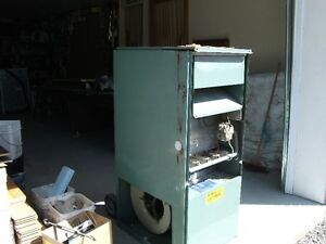 Used OLSON NATURAL GAS FURNACE