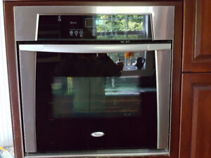 Whirpool Gold 30 inch Built in Convection Oven