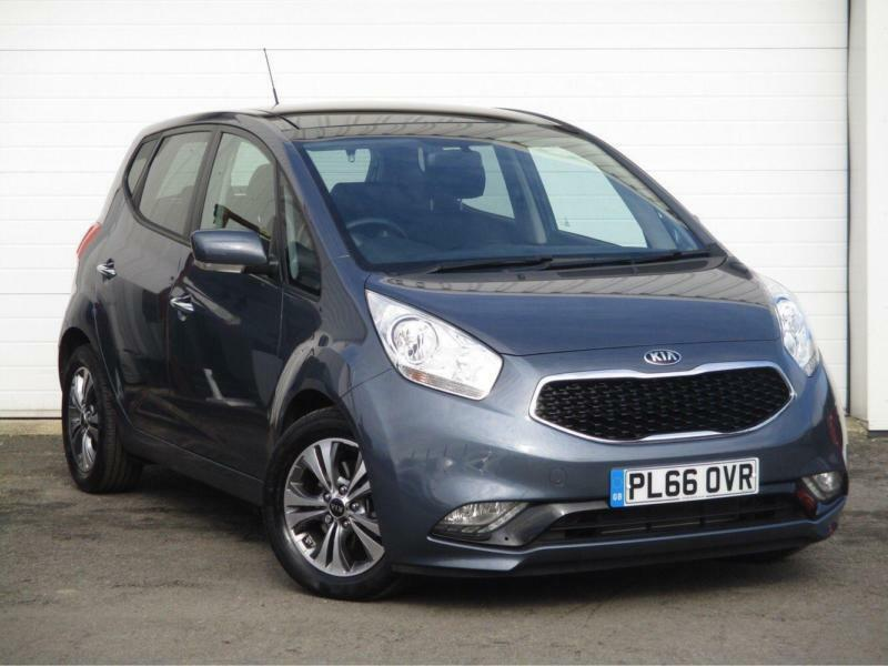 2017 kia venga 1 6 4 automatic hatchback in swineshead lincolnshire gumtree. Black Bedroom Furniture Sets. Home Design Ideas