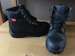 Women's Timberland All Black Boots