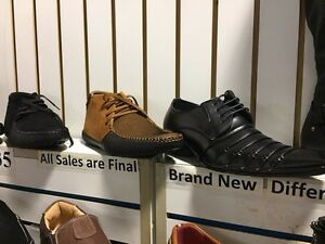 Brand new men's shoes $30-$40