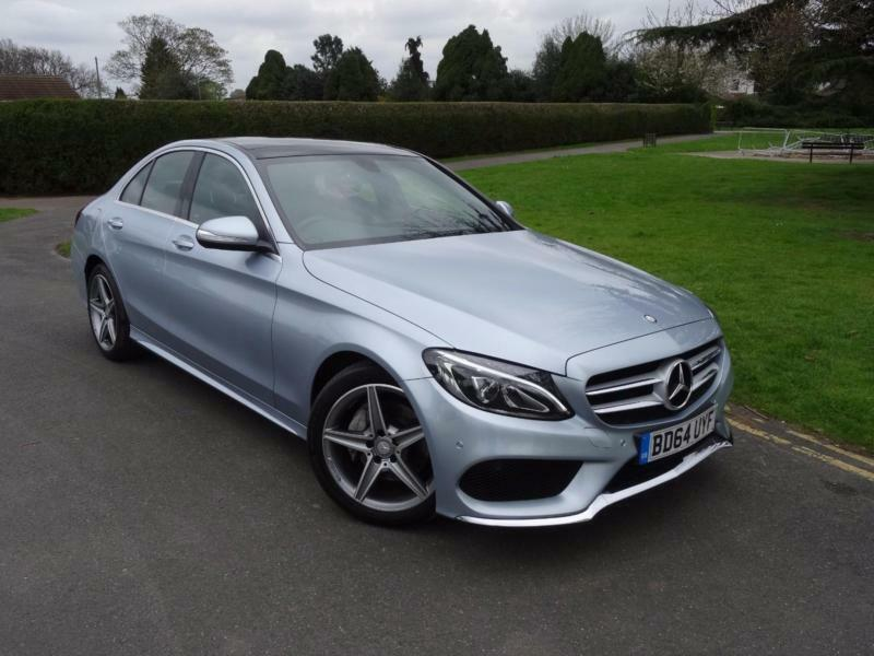 mercedes c class c220 cdi bluetec amg line 2014 64 in redbridge london gumtree. Black Bedroom Furniture Sets. Home Design Ideas