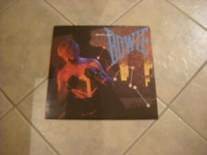 Disque vinyle de David Bowie (Let's dance)