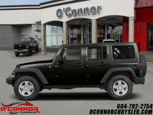 2014 Jeep Wrangler Unlimited WRANGLER UNLIMITED SAHARA 4X4
