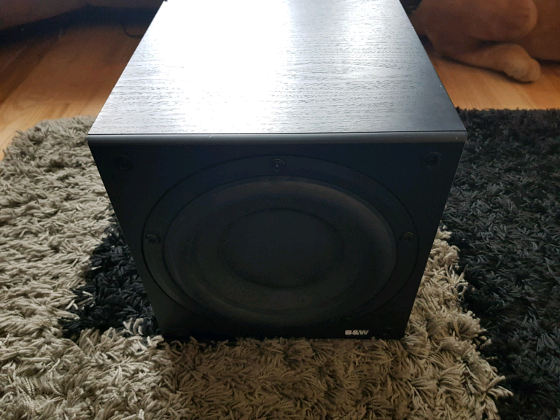 B&W ASW2500 subwoofer | in Slough, Berkshire | Gumtree