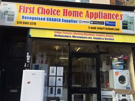 First choice home appliances limited recognise graded supplier 07438404839