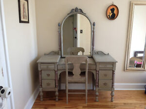 Antique Refurbished Vanity