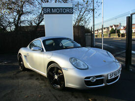 2007 Porsche Cayman 2.7 (ONE PREVIOUS OWNER,HISTORY)
