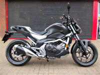 HONDA NC 750 SA-G ABS LOW MILEAGE 2016 ONE OWNER FDSH HPI WARRANTY FINANCE