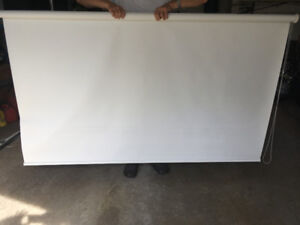 Custom Roller Blind 76 inch wide