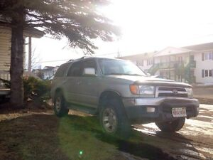 1999 Toyota 4Runner, ON THE ROAD, runs and drives!