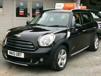 2015 MINI Countryman 2.0 Cooper D ALL4 5dr SUV Diesel Automatic