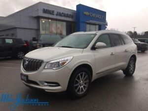 2015 Buick Enclave Leather  - Leather Seats -  Bluetooth