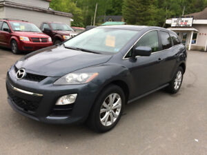2012 MAZDA CX7, ALL WHEEL DRIVE, LEATHER, 832-9000 OR 639-5000