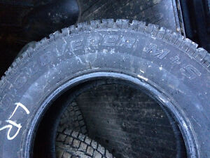 Like New Studded, Winter Tires