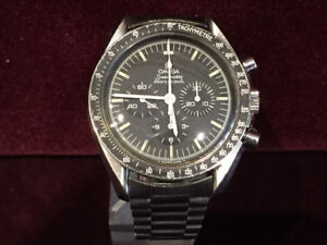 OMEGA SPEEDMASTER ST145022 CAL.861 YEAR 1980 MOON WATCH