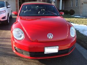 2013 Volkswagen Beetle Highline Convertible