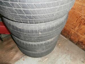 4 pneu d ete avec mag
