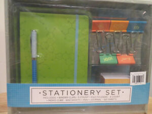 Scientific Stationary Set BNIB